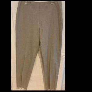Ann Taylor Beige Pants•size 12•good used condition